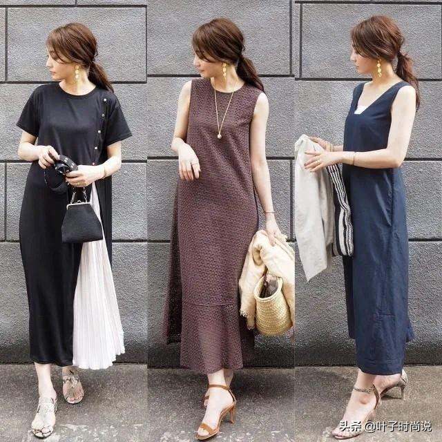 跟著日本時尚博主學穿搭,簡約通勤風,照著穿也很好看 形象穿搭 第5張