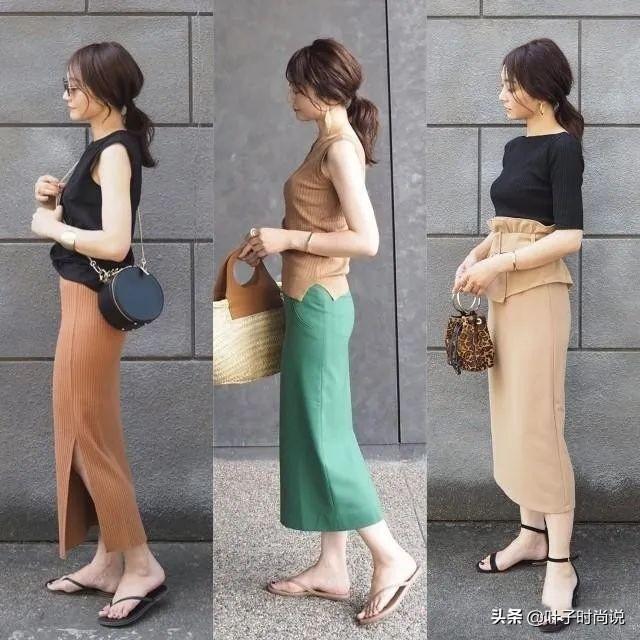 跟著日本時尚博主學穿搭,簡約通勤風,照著穿也很好看 形象穿搭 第1張